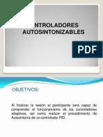 CONTROLADORES AUTOSINTONIZABLES