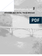 Wooden and Metal Truss Bridges