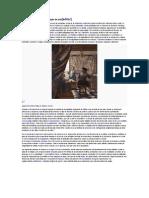 Evolución histórica del concepto de arte