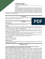 TCU - Informativo de Jurisprudência sobre Licitações e Contratos nº 124