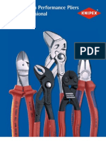 KNIPEX Popular Pliers for the USA catalog (AA12)