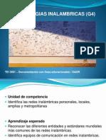 TECNOLOGIAS INALAMBRICAS -G4