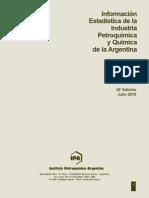 Informe estadístico IPA 2010