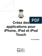 553417 Creez Des Applications Pour iPhone iPad Et iPod Touch