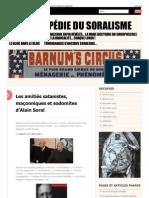 Les amitiés satanistes, maçonniques et sodomites d'Alain Sor.pdf