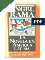 La novela en America Latina
