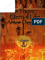 Is There Eternal Life After Death by Dr Malachi K York