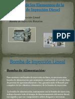 Desgaste de Los Elementos de La Bomba de Inyeccion Diesel