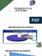 Mantenimiento, Ingenieria Inversa, Reingenieria & Gestión de Configuracion de SOFTWARE