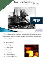 A Siderurgia Brasileira.pdf