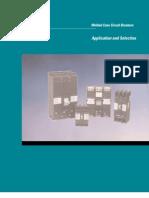 Traditional Line - Nema Molded Case Circuit Breakers (Get-27