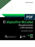 El Dispositivo-McLuhan Recuperaciones y Derivaciones - Valdettaro Comp (2011) UNR