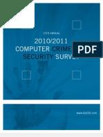 Csi Survey 2010