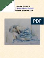 Franck Lozac'h Eléments de réflexion