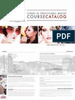 EI Makeup School Catalog