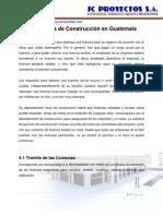 Licencias de Contrucción en Guatemala
