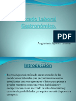 Mercado Laboral Gastron�mico final.pptx