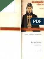 Los Mapuche - Su Estructura Social