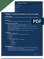 62870660 Plan de Clases Excel Completo
