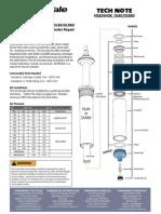 2007 Headshok Dl Dlr Air Cylinder Repair Technote En