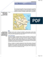 Azerbaijan at a Glance - Brief Factoids