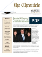BHC Chronicle Spring 2013