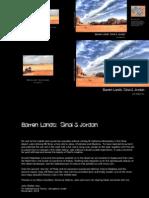 Barren Lands - Sinai and Jordan
