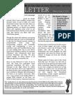 Newsletter June 17 2013