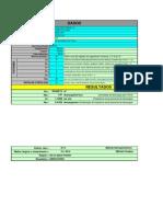 Cálculos, SPDA, NBR-5419, Memorial de cálculos