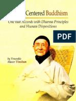 Human-Centered Buddhism - by Venerable Master Yinshun