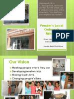 Pender Outreach Ministries Church Council 6/19/13