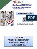UAP Farmacologia I
