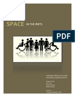 AGAD 201 Space in the Arts Part 3