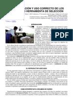 Interpretación y uso de DEPs