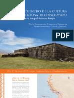 Programa VI Encuentro de La Cultura Autoctona Del Chinchaysuyu