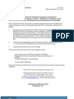 IMF Portugal Report