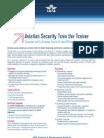 Training Tscs06 Security Trainer