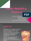 daño hepatico cronico