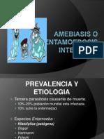 Amebiasis o Entamoebosis Intestinal