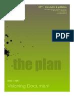 Museum Planning Visioning Document