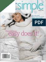 Knit Simple 2005 - Winter
