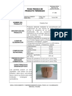 Ficha Técnica Panelitas
