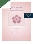 AGAD 223.Final Report.spring Fling Gala 2013