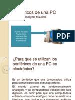 Perifericos de Una PC