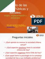 Clase 3 Desarrollo de Politicas Sociales 2013 Ok