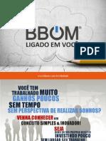 Apresentação Oficial BBOM -