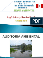 Auditoria Ambiental Clase 3