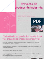 Proyecto de producción industrial