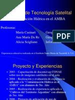 Geografia y TEC-SAT