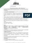 Regulamento Técnico; Condições Higiênicos-Sanitárias e de Boas Práticas de Fabricação para Estabelecimentos ProdutoresIndustrializadores de Alimentos